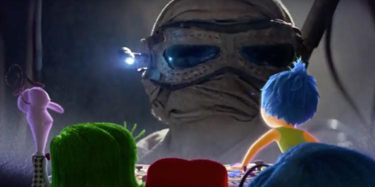 Vice-Versa - Les Emotions découvrent Star Wars : Le Réveil de la Force