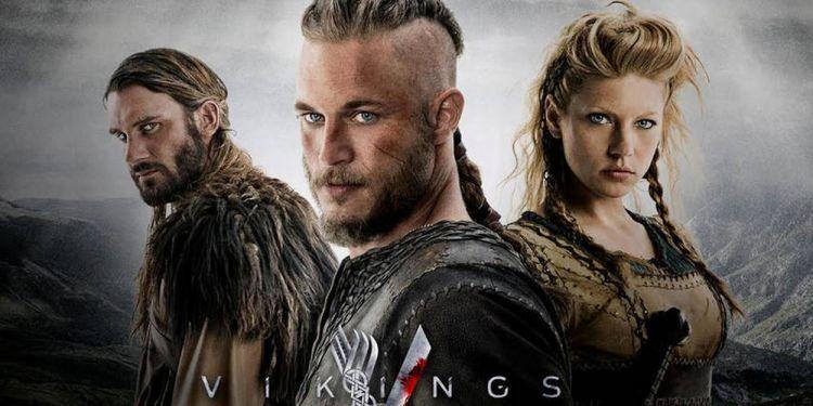 Vikings : Valhalla, la suite de la série Vikings commandé par Netflix.