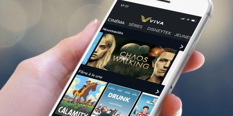 Viva la nouvelle plate forme VOD lancé par VidéoFutur