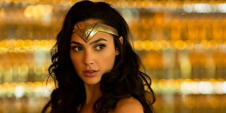 Wonder Woman 1984 : fin du tournage.