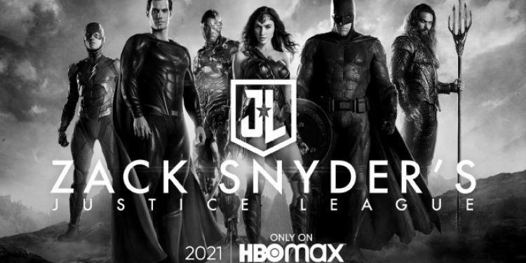 Zack Snyder annonce la date sortie de son cut de Justice League.