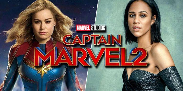 Zawe Ashton sera la méchante dans Captain Marvel 2.
