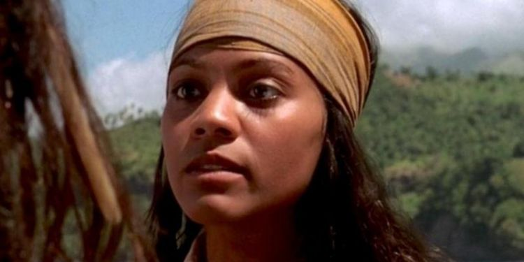 Zoe Saldana star du prochain film de pirate des frères Russo.