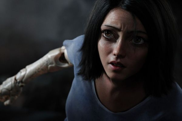 Alita: Battle Angel Copyright:  2017 Twentieth Century Fox 