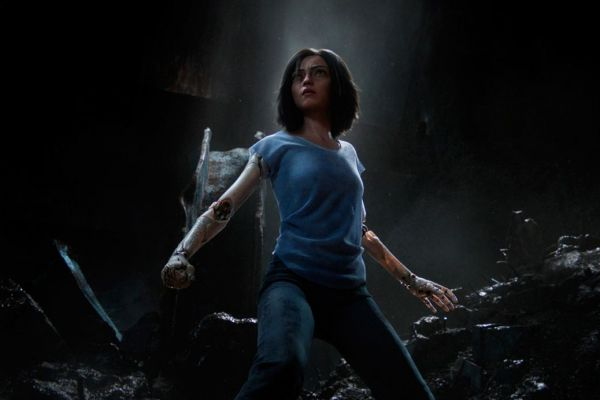 Alita: Battle Angel Copyright:  Twentieth Century Fox España 