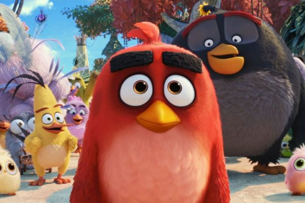 Angry Birds : Copains comme cochons Copyright:  2019 Rovio Entertainment Corporation and Rovio Animation Ltd. The Angry Birds Movie 2 ©2019 CPM. All Rights Reserved. 
