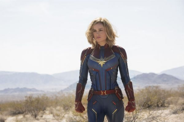 Captain Marvel Copyright:  Marvel Studios 2019 