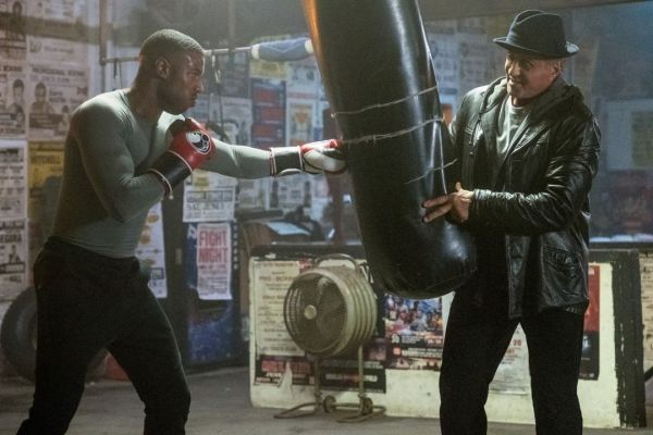 Creed II Copyright:  2018 Metro-Goldwyn-Mayer Pictures Inc. and Warner Bros. Entertainment Inc. All Rights Reserved. / Barry Wetcher 
