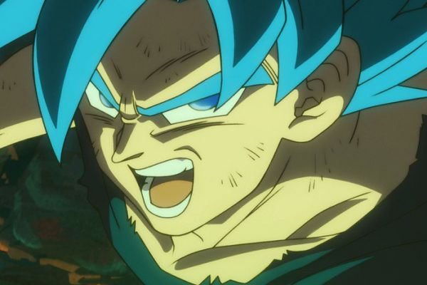 Dragon Ball Super: Broly Copyright:  Tôei Animation Company 