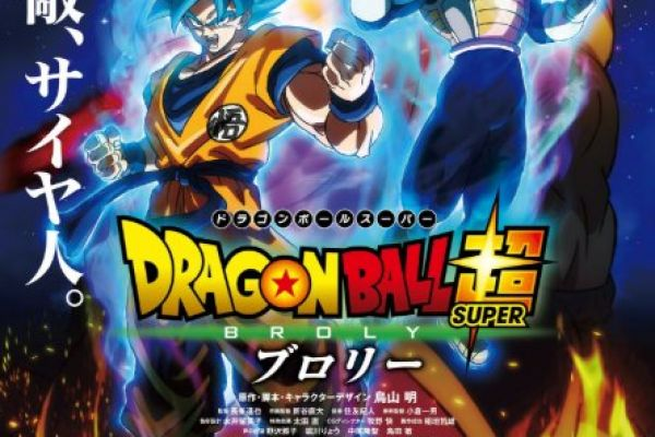 Dragon Ball Super: Broly Copyright:  