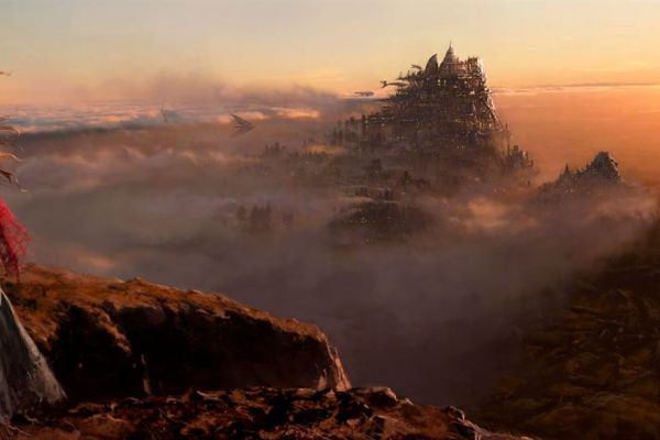 Mortal Engines Copyright:   Universal Pictures France 