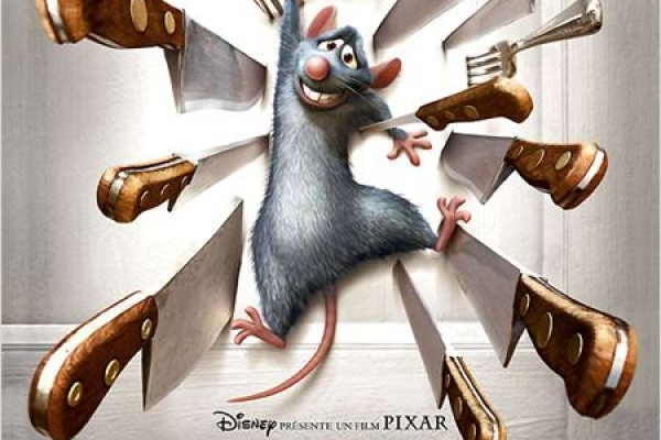 Ratatouille   Copyright : © Buena Vista International  