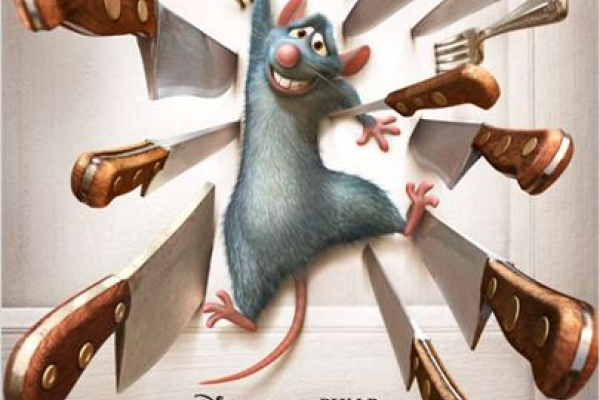 Ratatouille   Copyright : © Pixar Animation Studios  