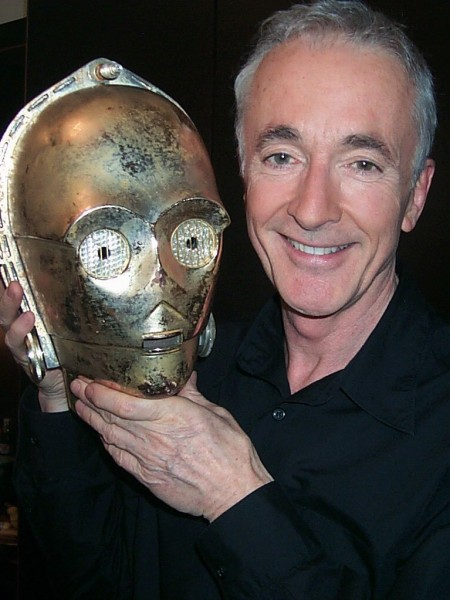 Anthony Daniels, Cine974