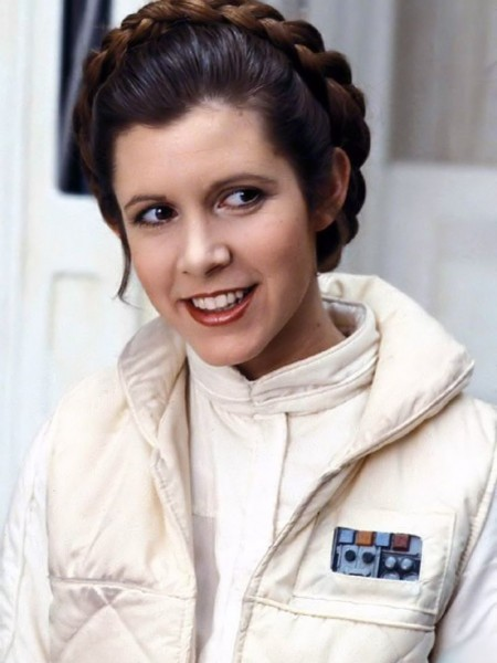 Carrie Fisher, Cine974
