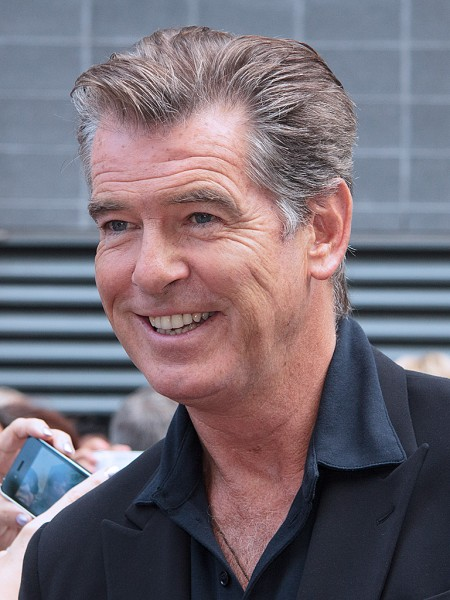 Pierce Brosnan, Cine974