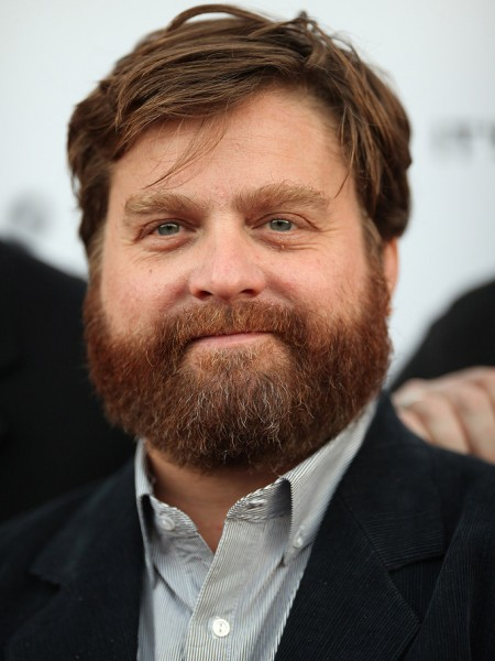 Zach Galifianakis, Cine974