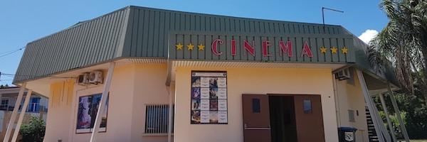 Cinéma de Bourail, programme cinéma en Nouvelle-Calédonie, Cine988